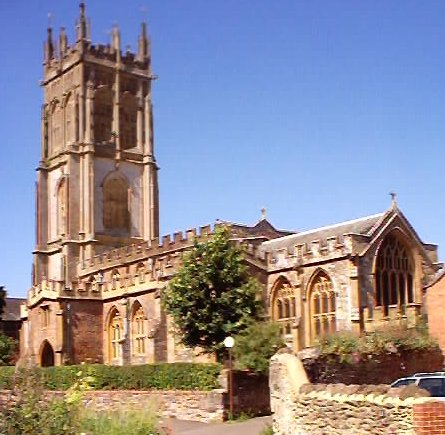 North Petherton Church