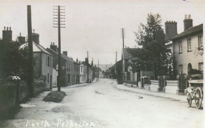 Fore street c1910 - Click for 2003 view