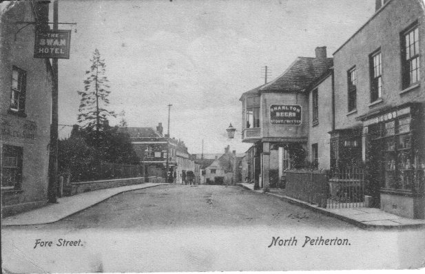 Fore Street North Petherton